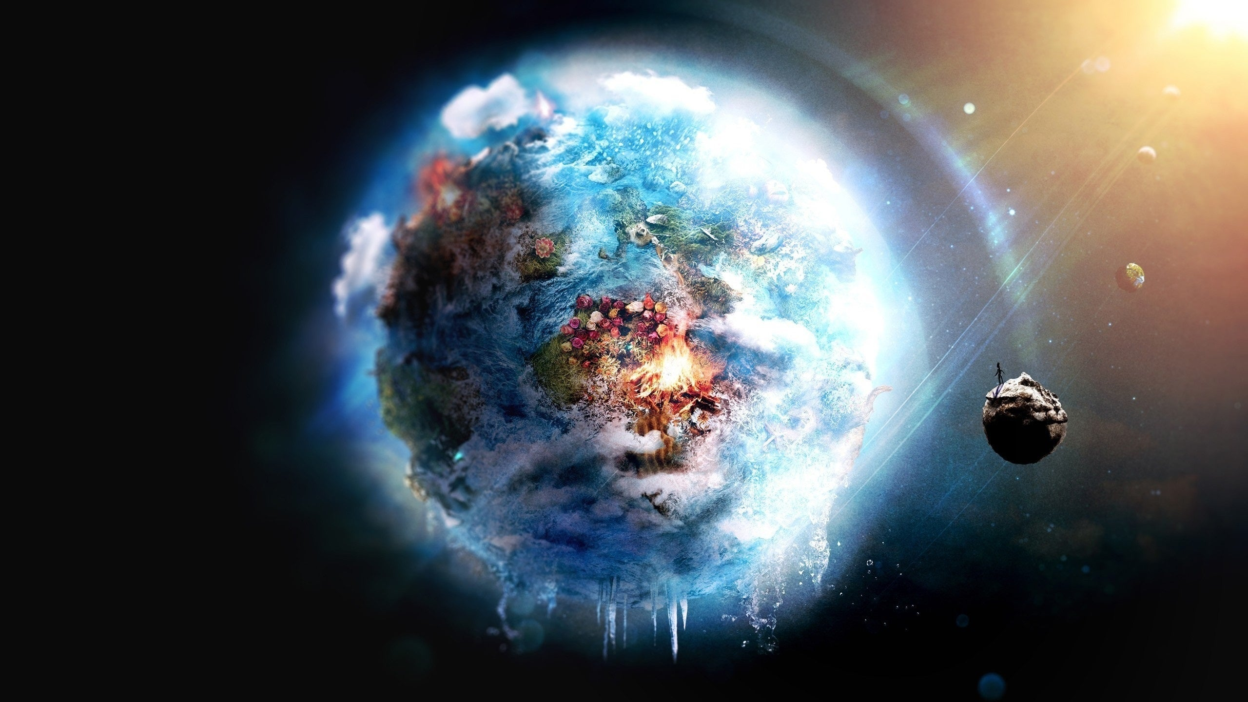 Earth 4k Wallpapers For Your Desktop Or Mobile Screen Free