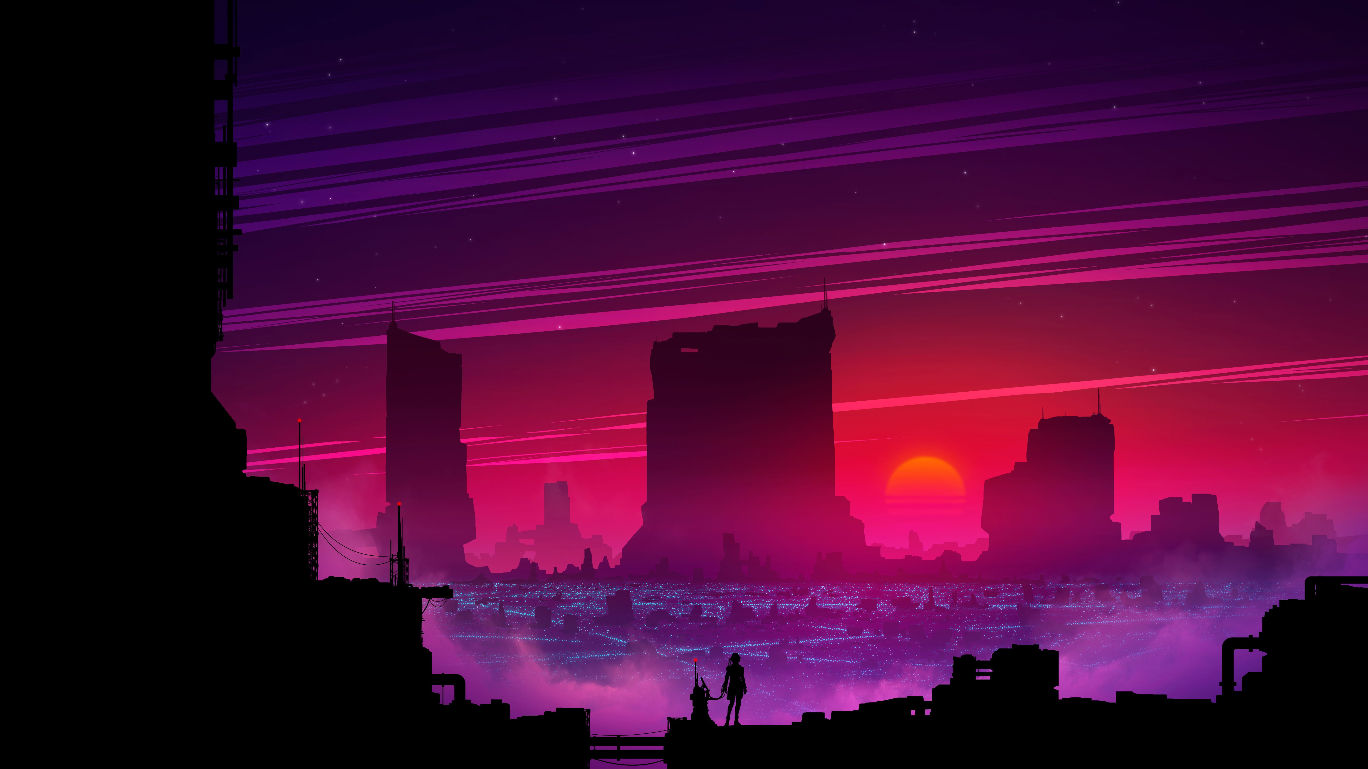 Future City Sunset 4k Wallpaper Browse millions of popular air wallpapers and ringtones on zedge and personalize your phone to suit you. 4k wallpapers