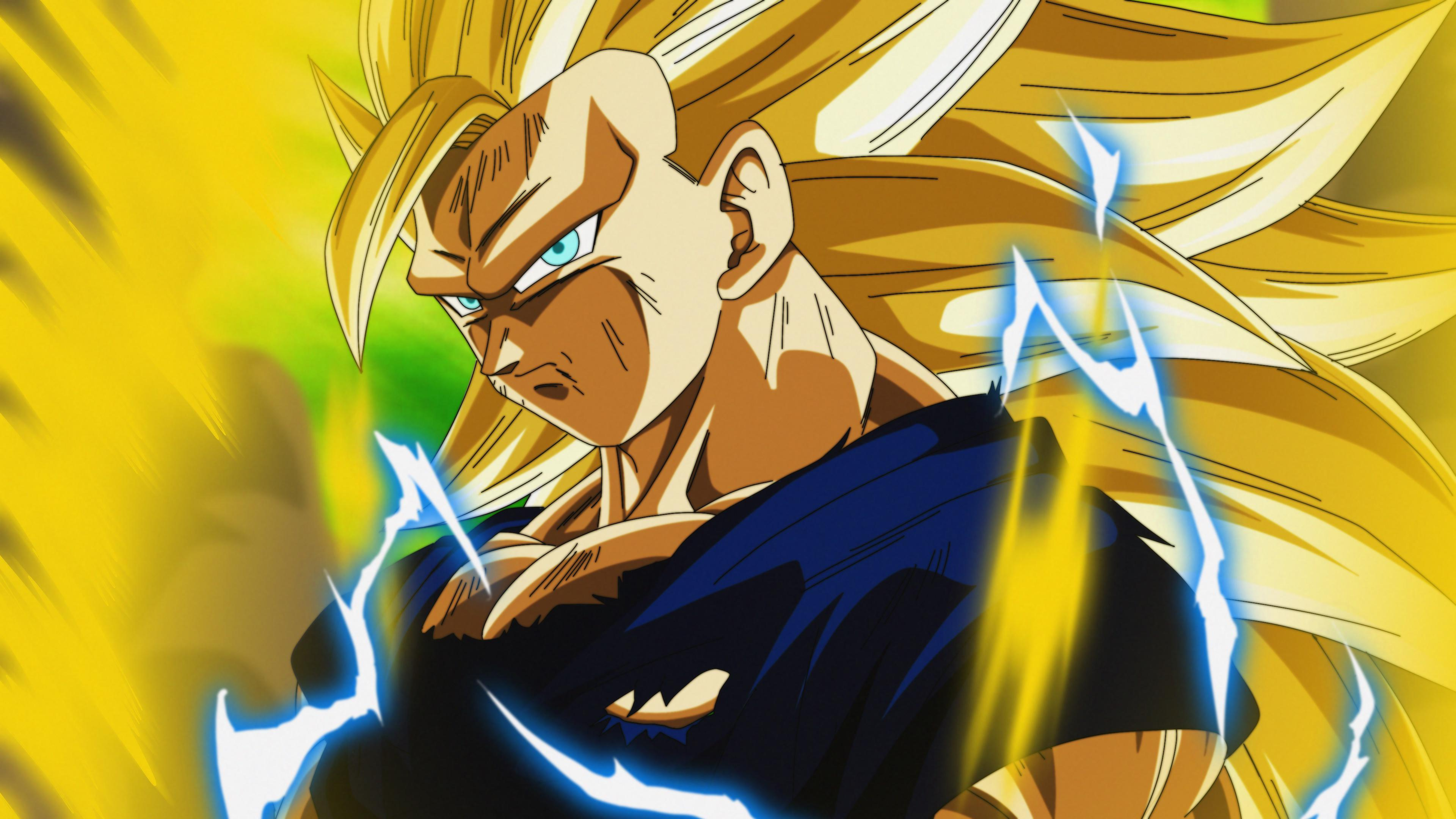 Saiyan 4k Wallpapers For Your Desktop Or Mobile Screen Free And