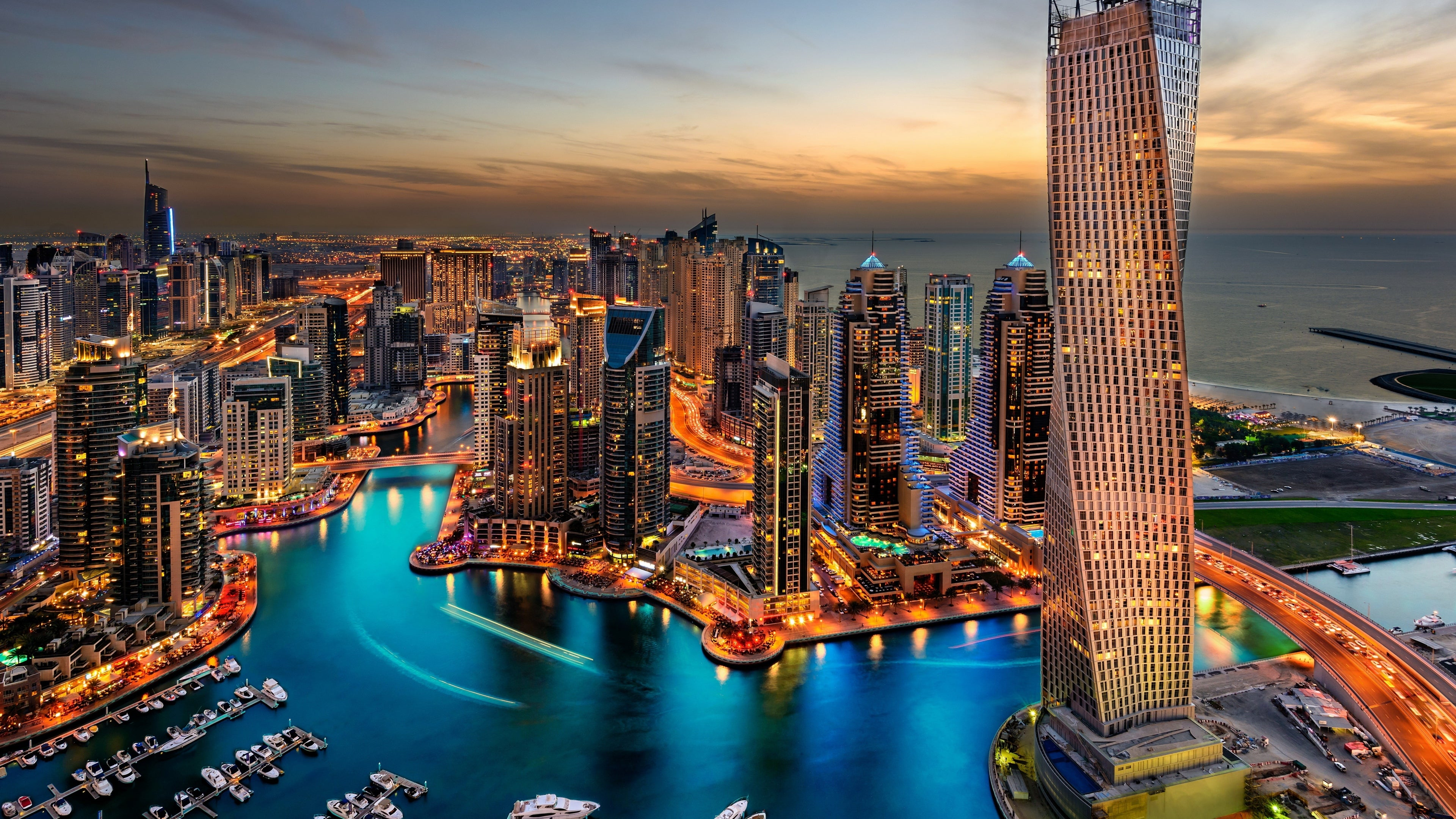 Dubai 4k Wallpapers For Your Desktop Or Mobile Screen Free