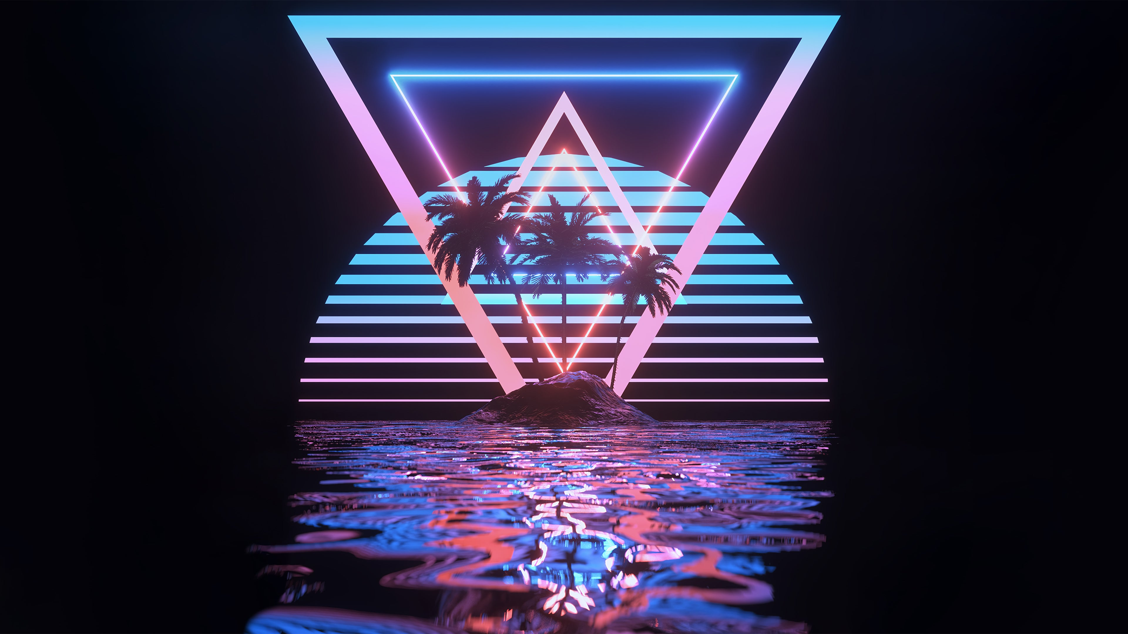 Outrun 4K wallpapers for your desktop or mobile screen ...