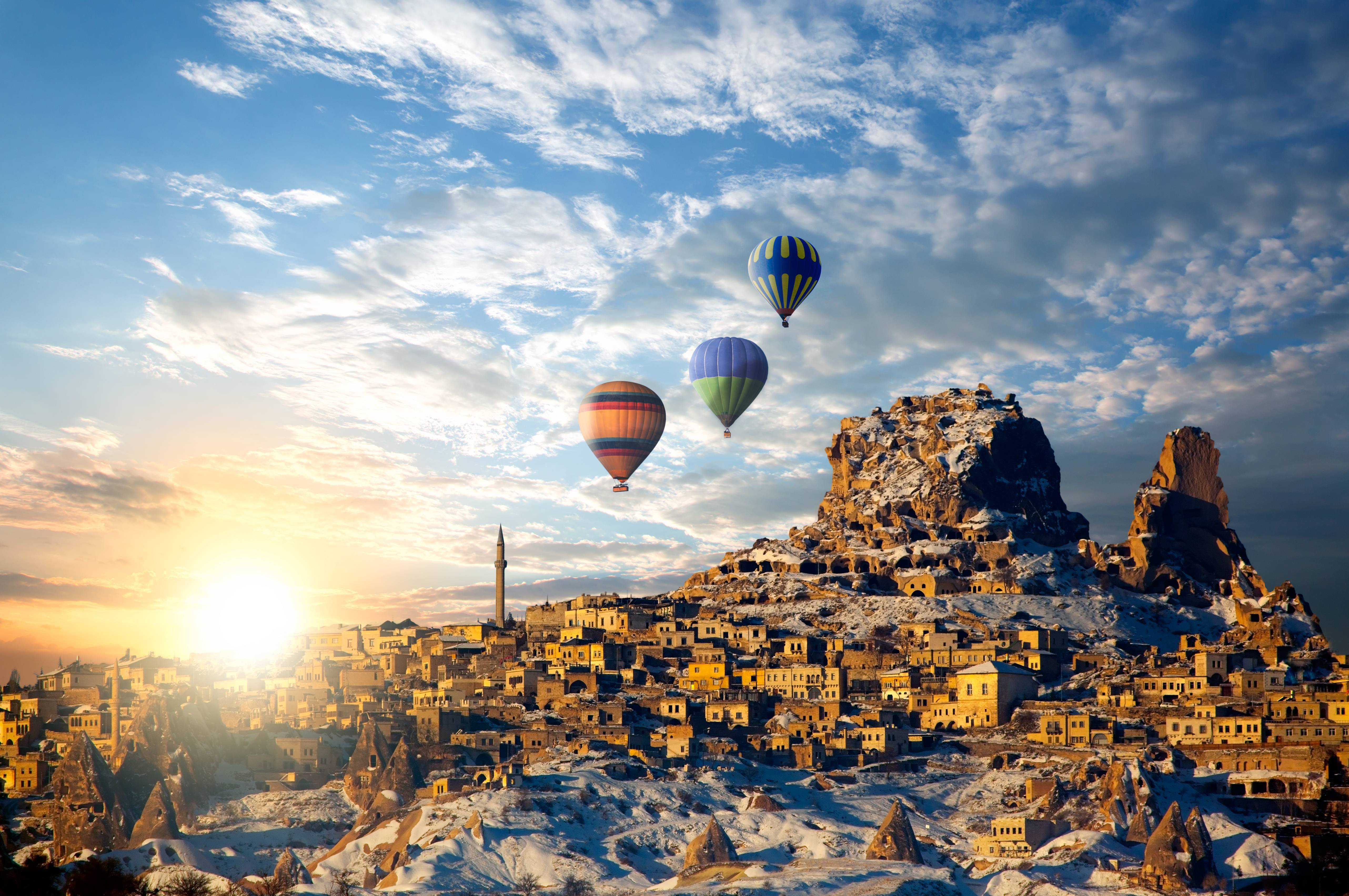 Turkey 4k Wallpapers For Your Desktop Or Mobile Screen Free