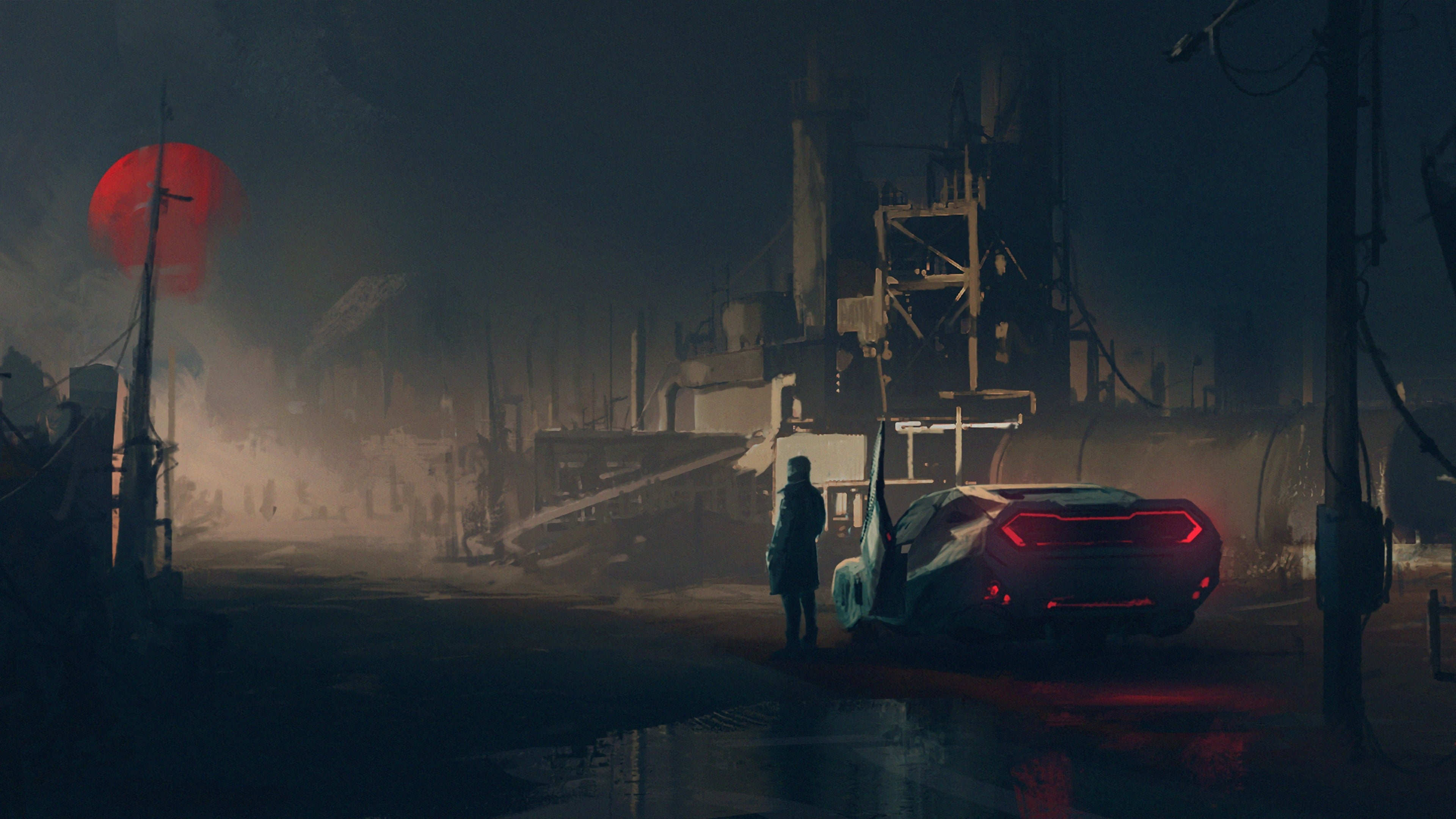 Bladerunner2049 4k Wallpapers For Your Desktop Or Mobile Screen Free And Easy To Download