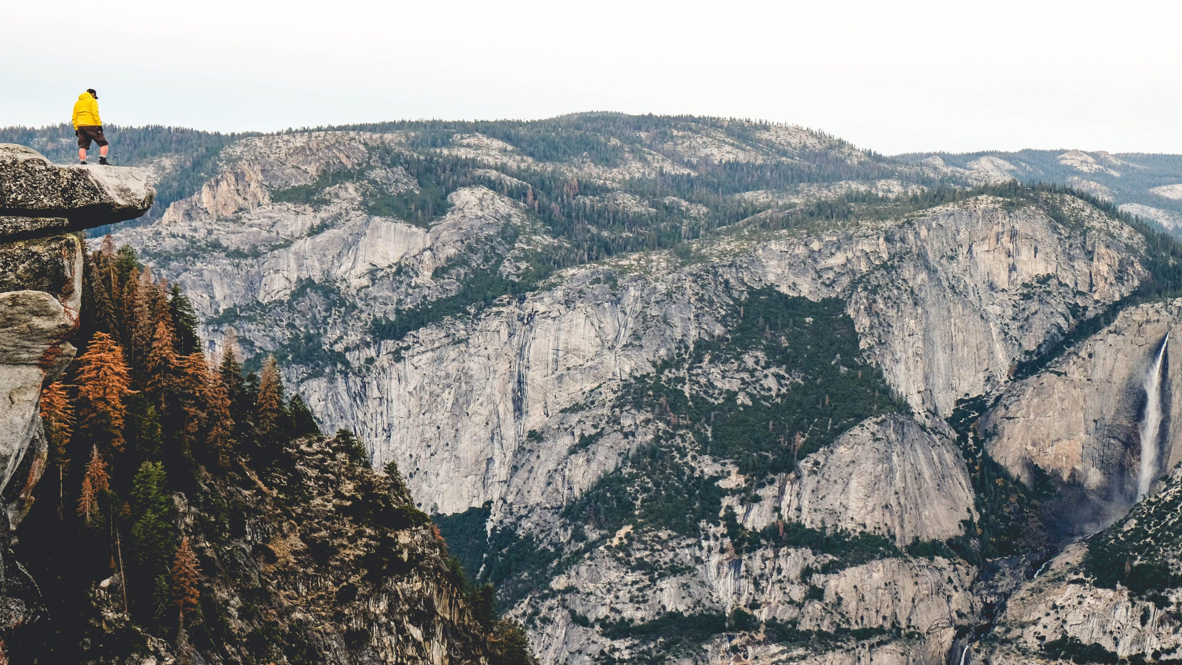 Yosemite 4k Wallpapers For Your Desktop Or Mobile Screen