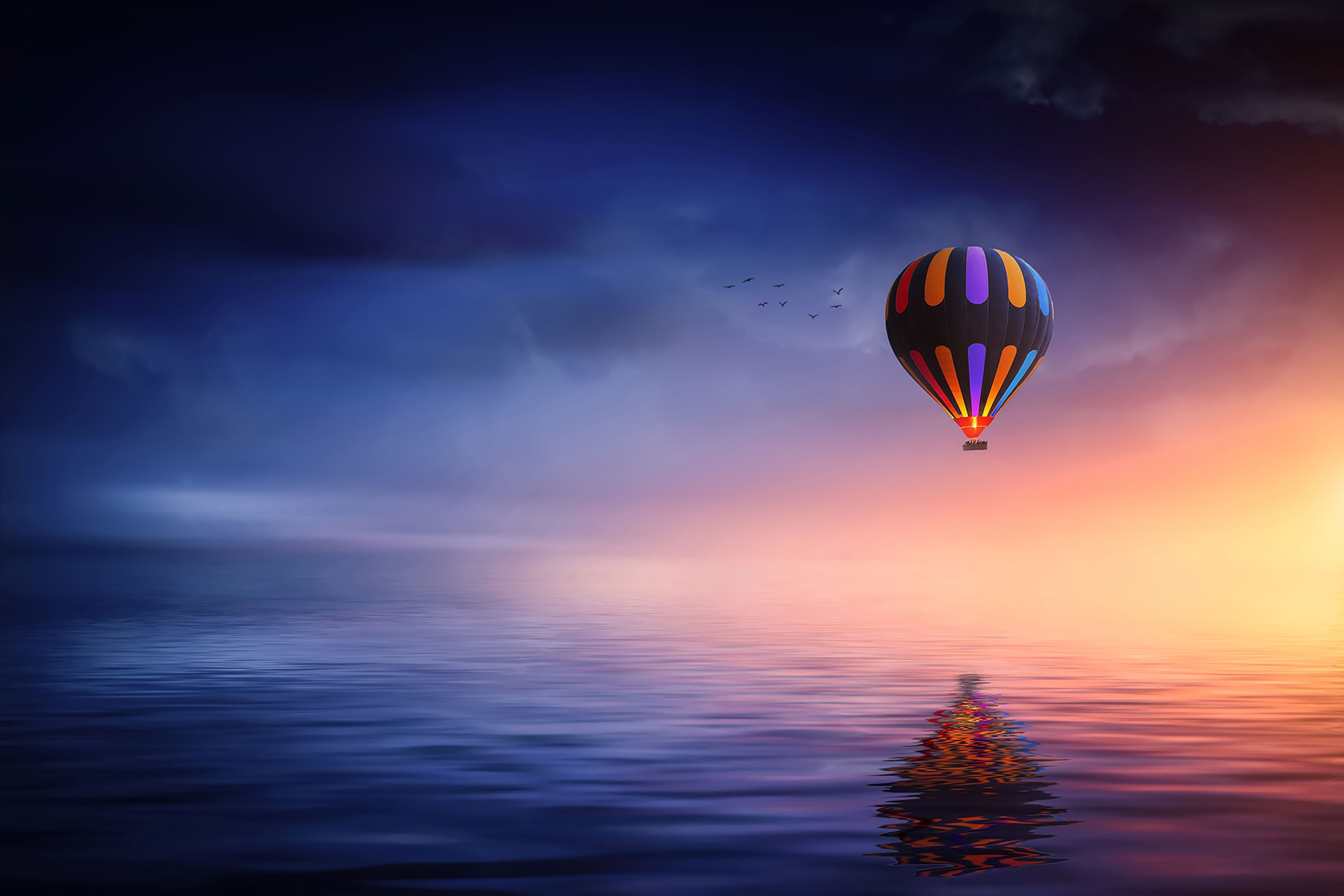 Balloon 4k Wallpapers For Your Desktop Or Mobile Screen Free And