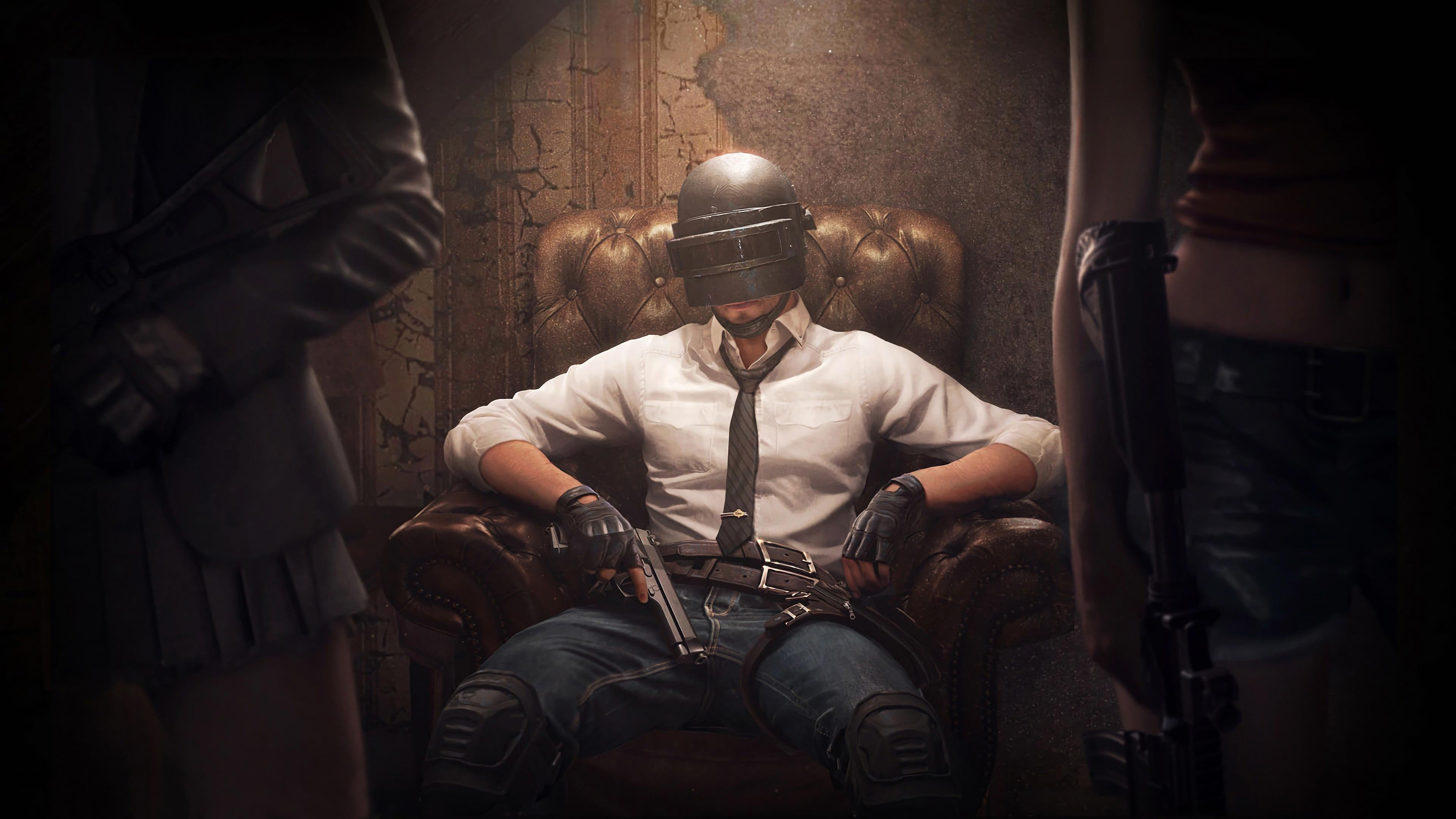 Pubg For Laptop Or Desktop 4k Wallpaper