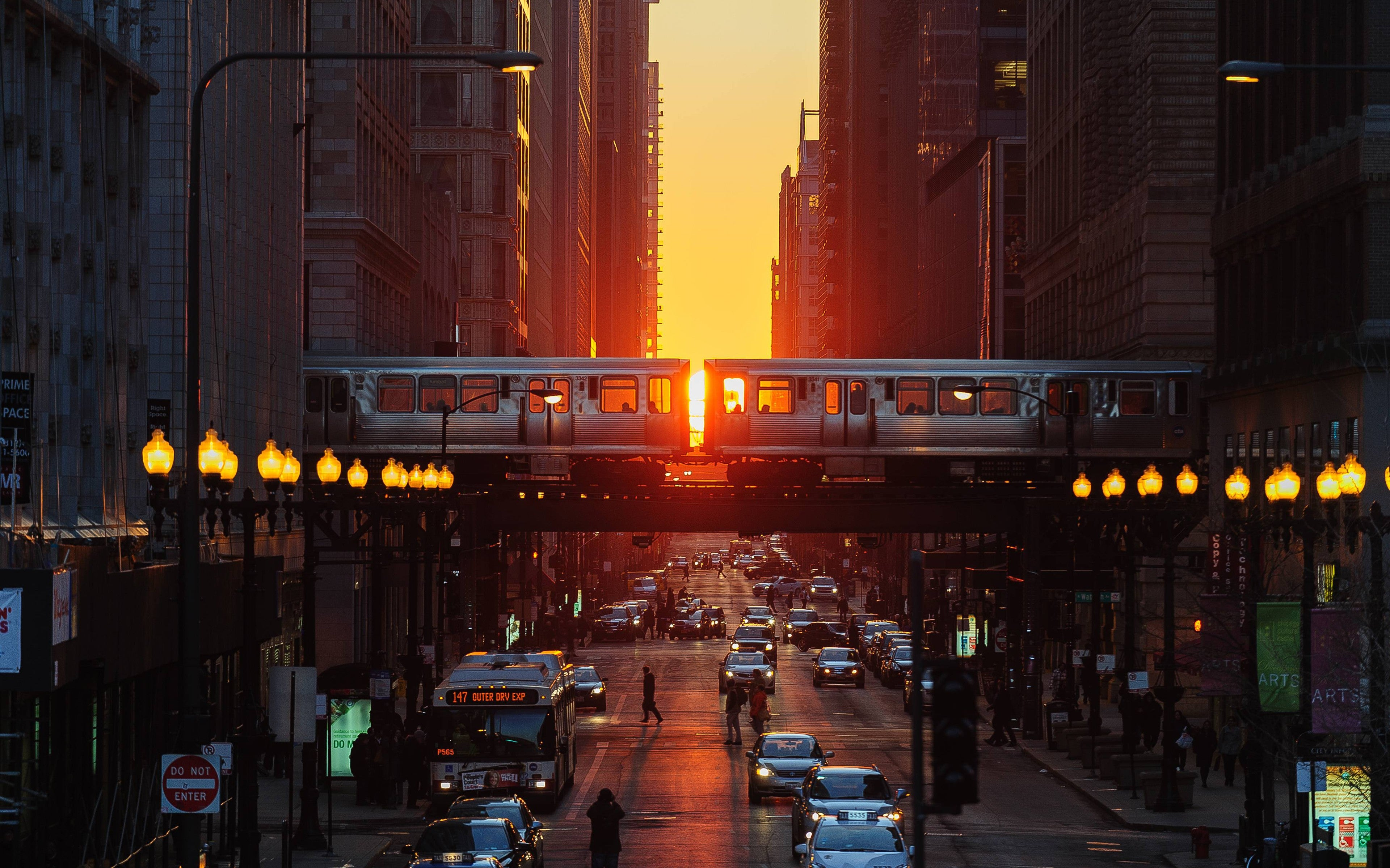Chicago 4k Wallpapers For Your Desktop Or Mobile Screen Free And