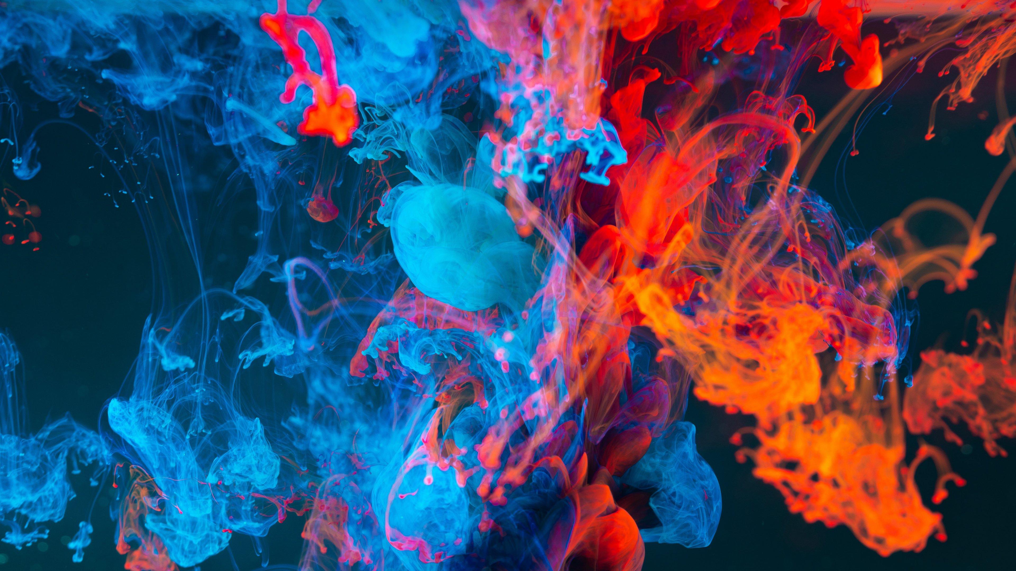 Liquid 4K wallpapers for your desktop or mobile screen ...