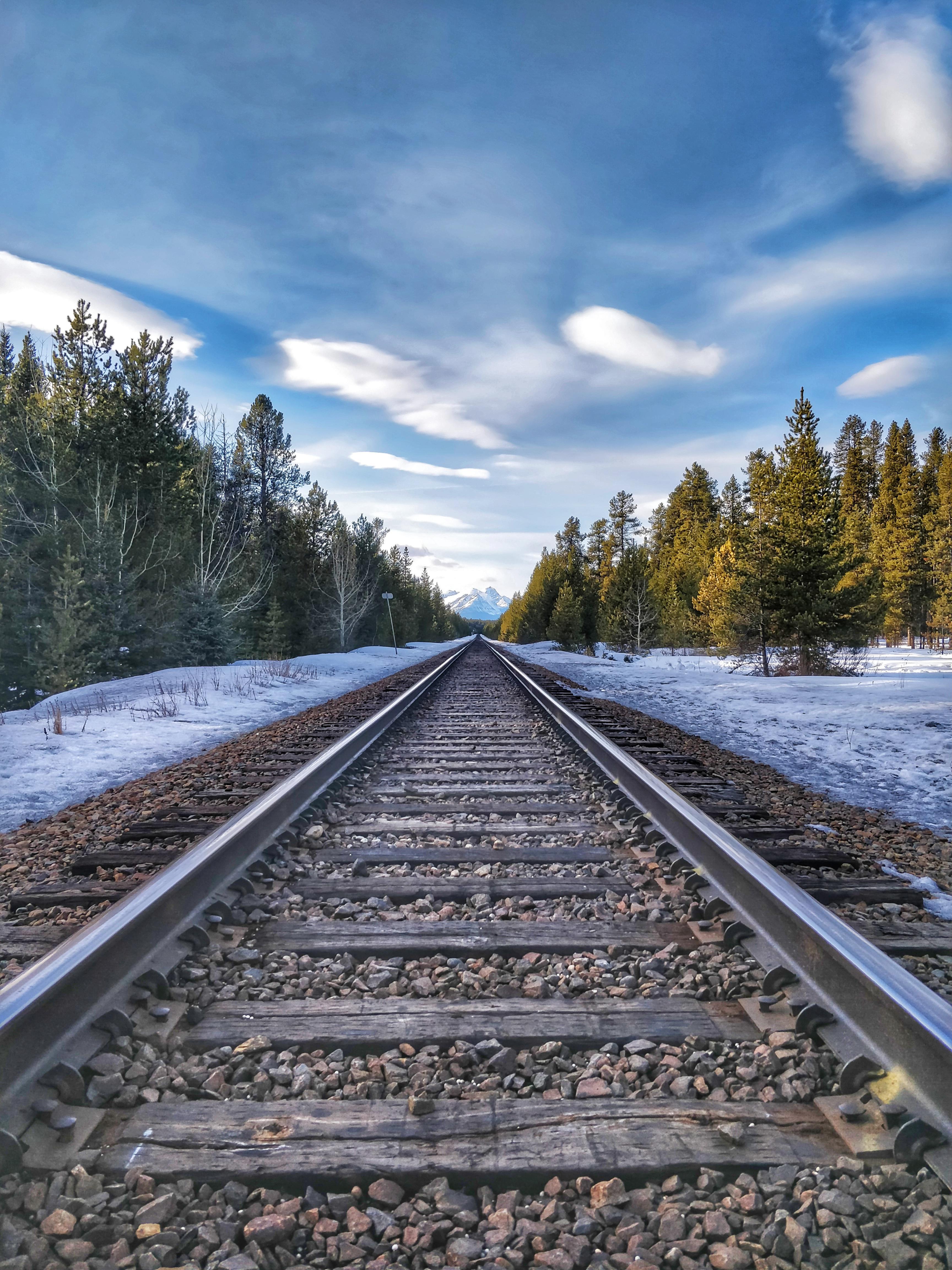 Railway 4K wallpapers for your desktop