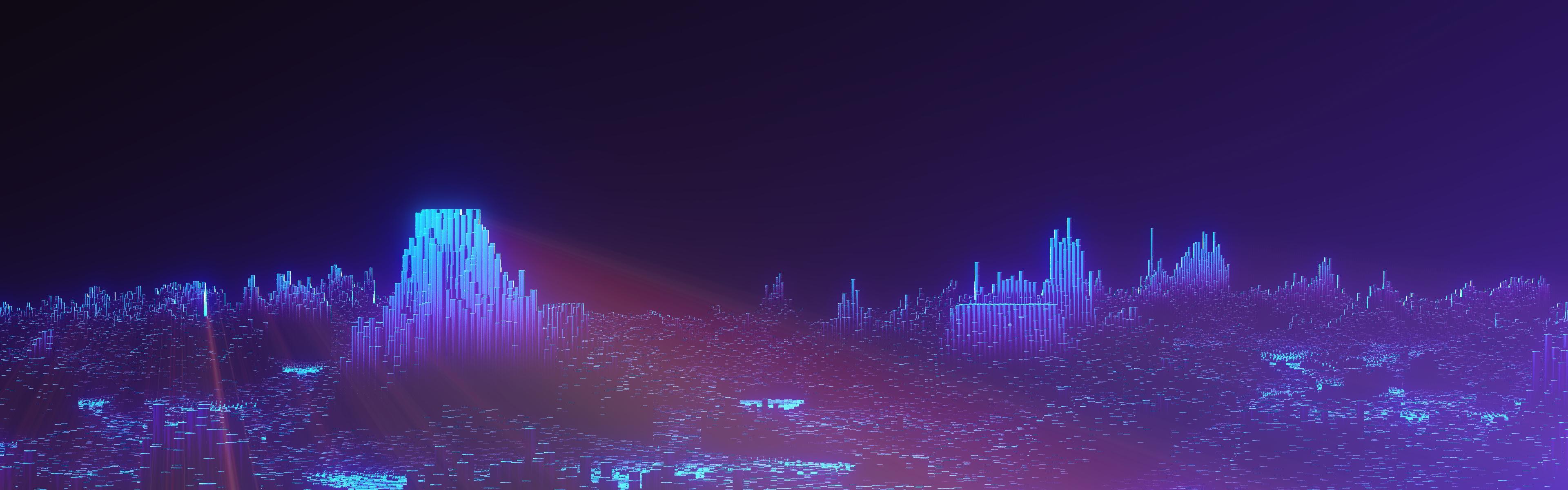 neon lights * wallpaper