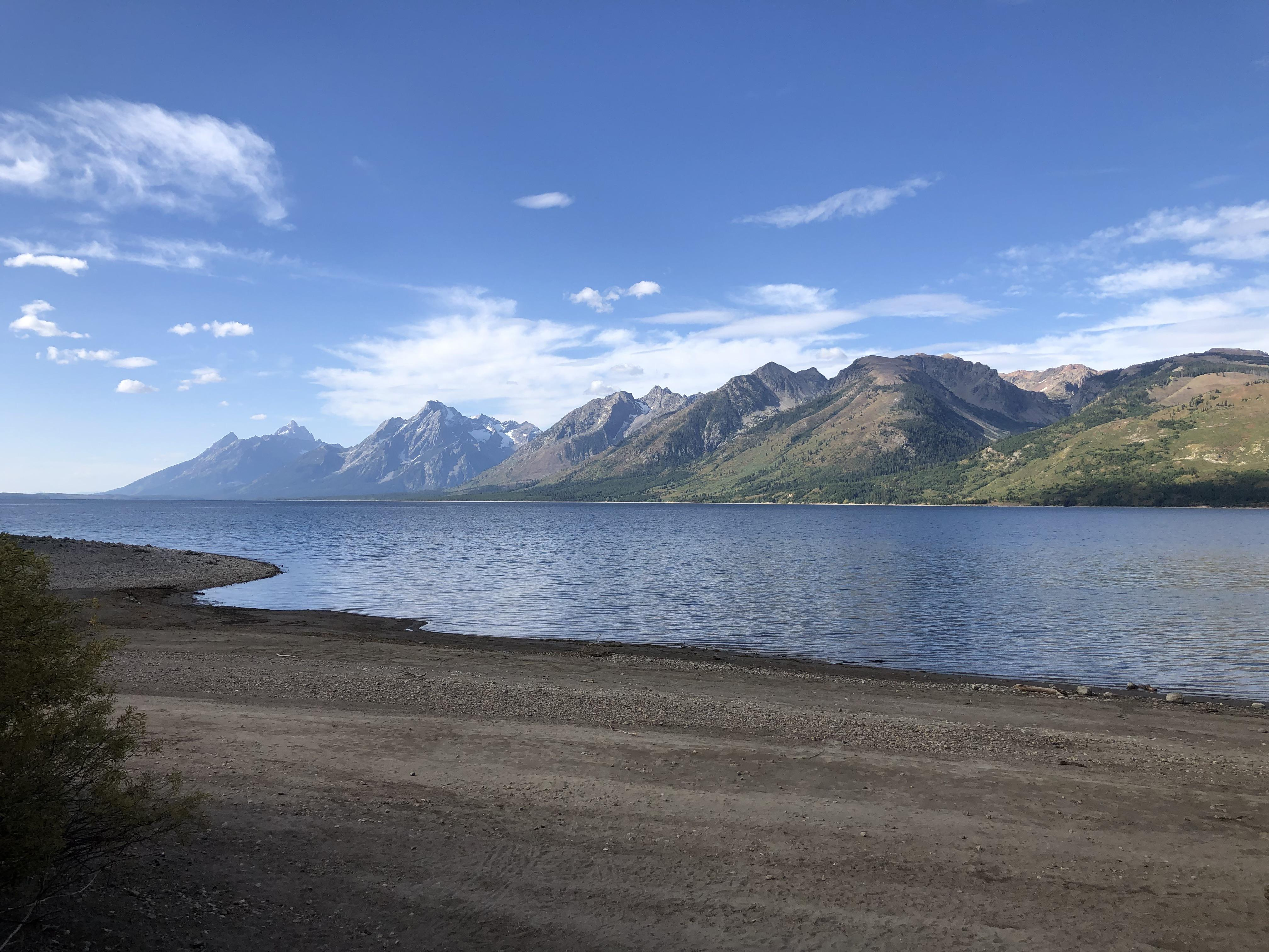 Grand Teton National Park 4k Wallpaper