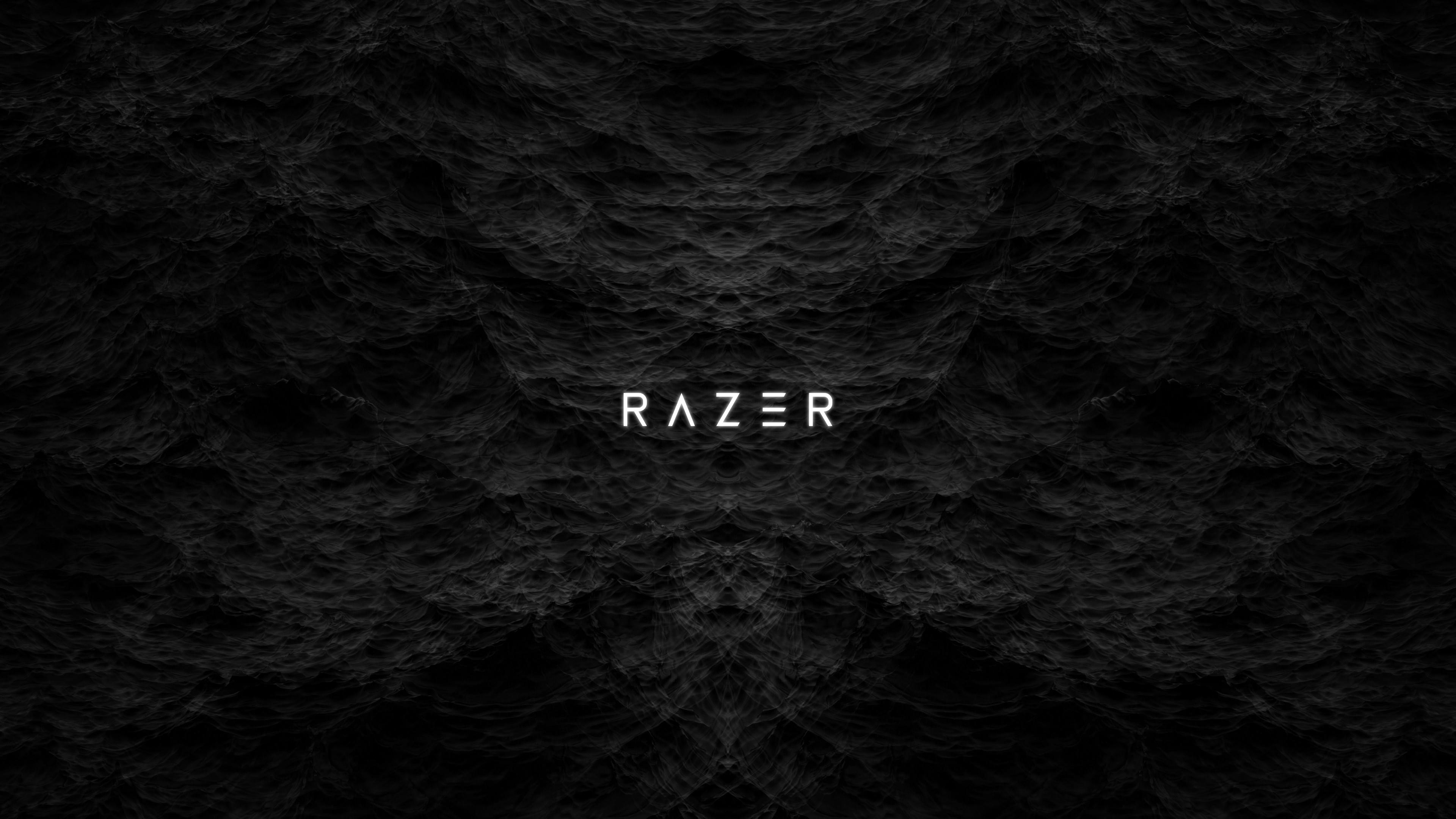 Razer Waves 4k Wallpaper