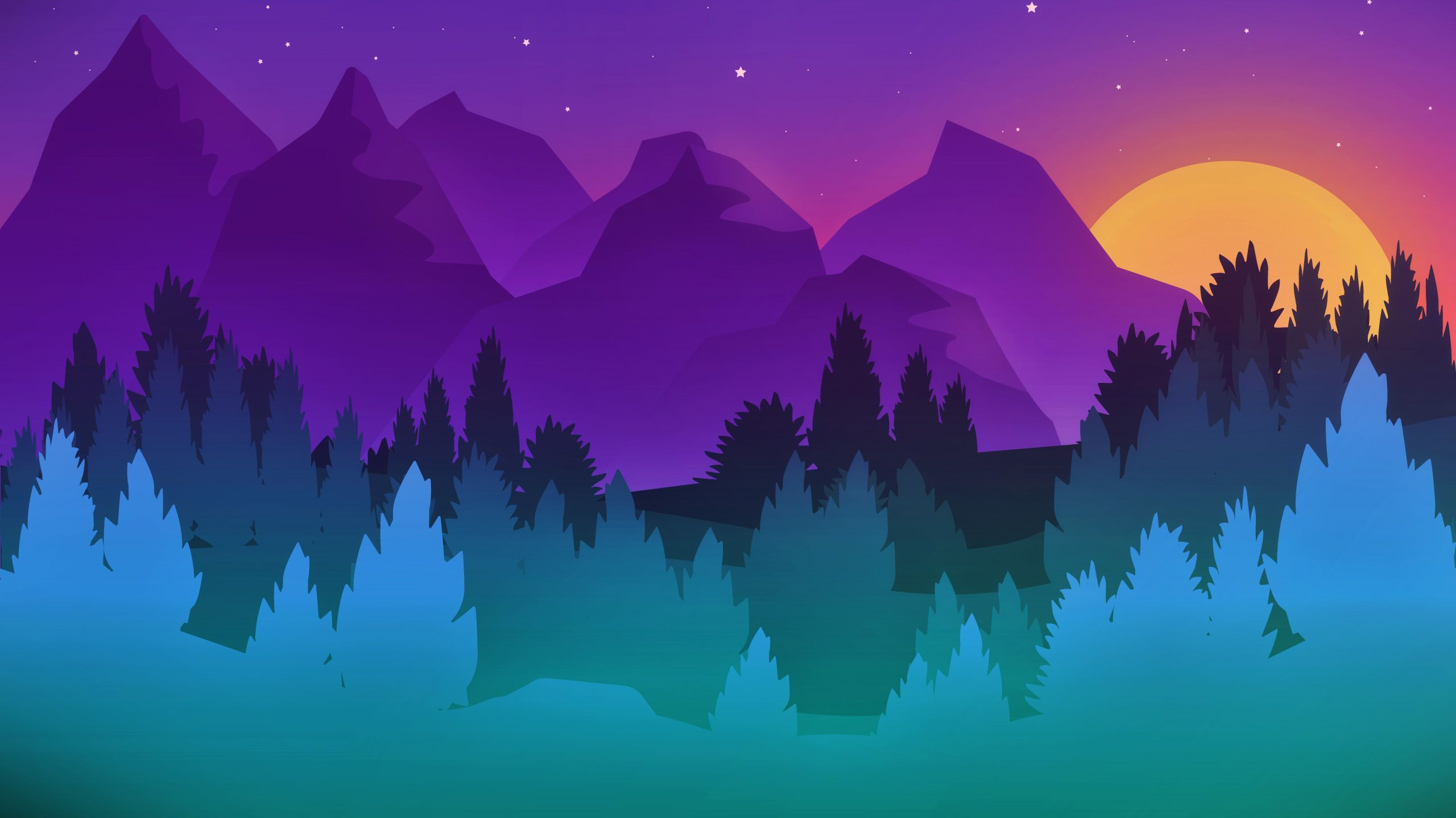 Minimalist 4K wallpapers for your desktop or mobile screen ...