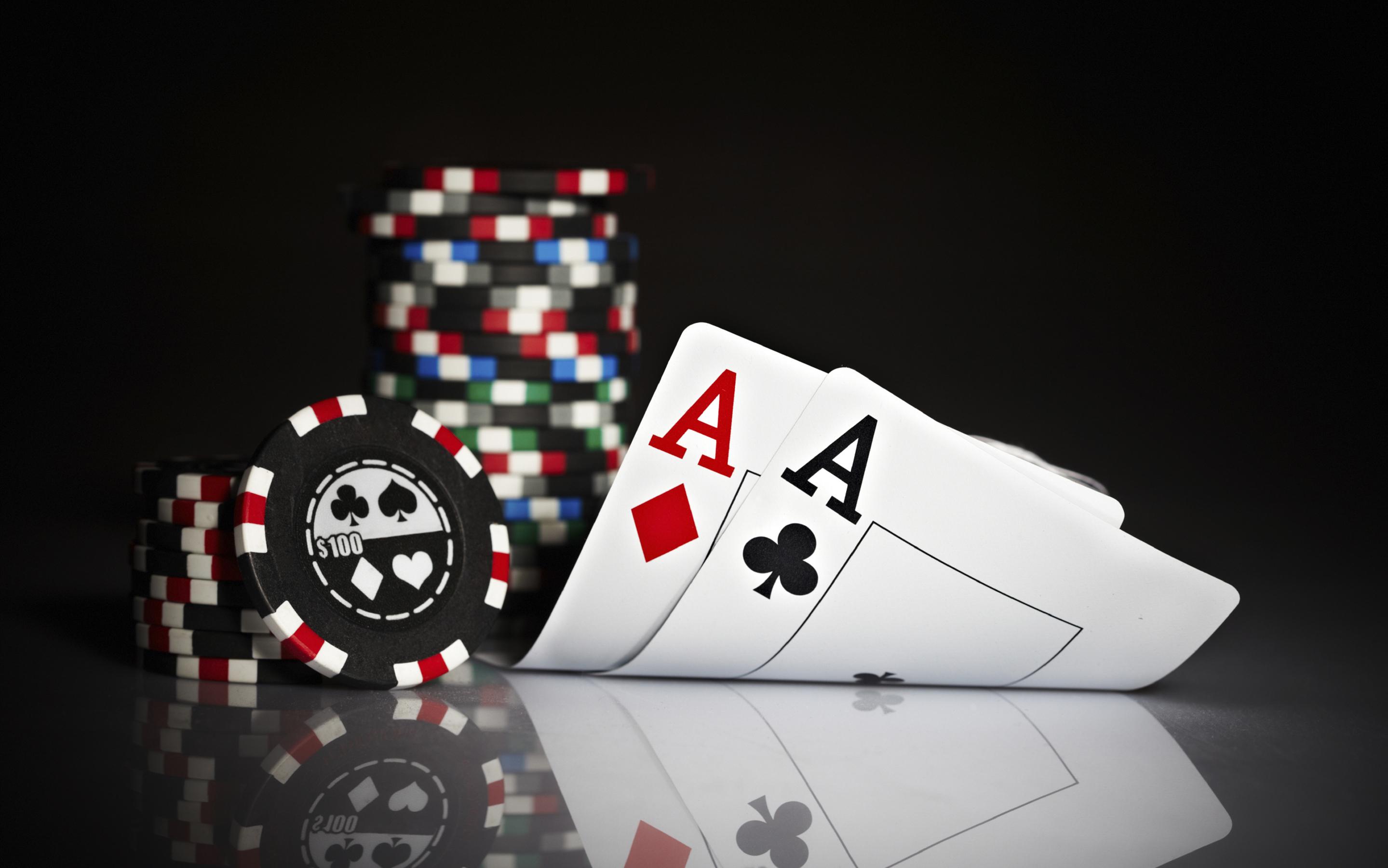 Wallpaper Poker