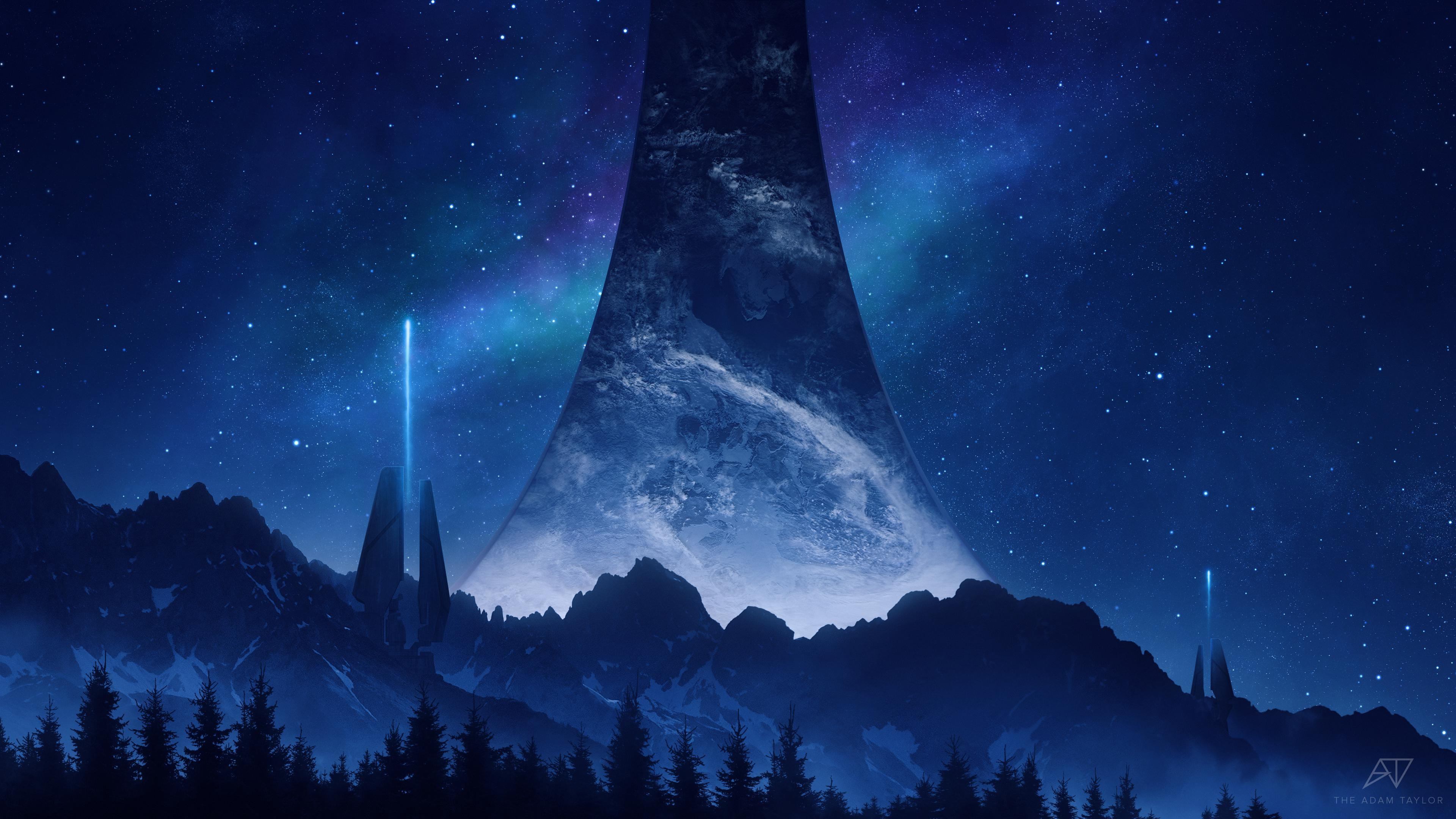 Halo 4k Wallpapers For Your Desktop Or Mobile Screen Free And Easy To Download