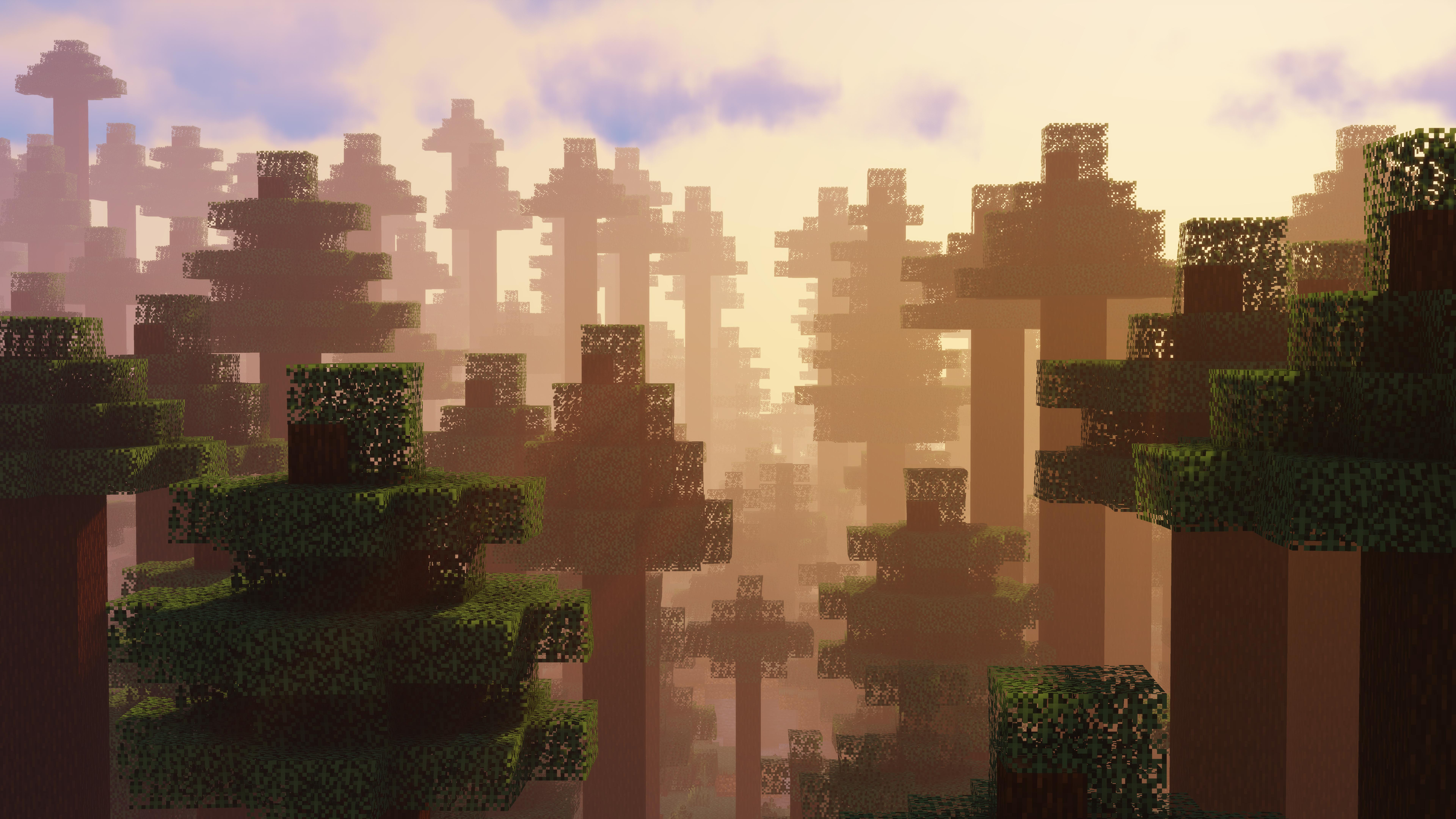 Minecraft 4k Wallpapers For Your Desktop Or Mobile Screen Free And Easy To Download