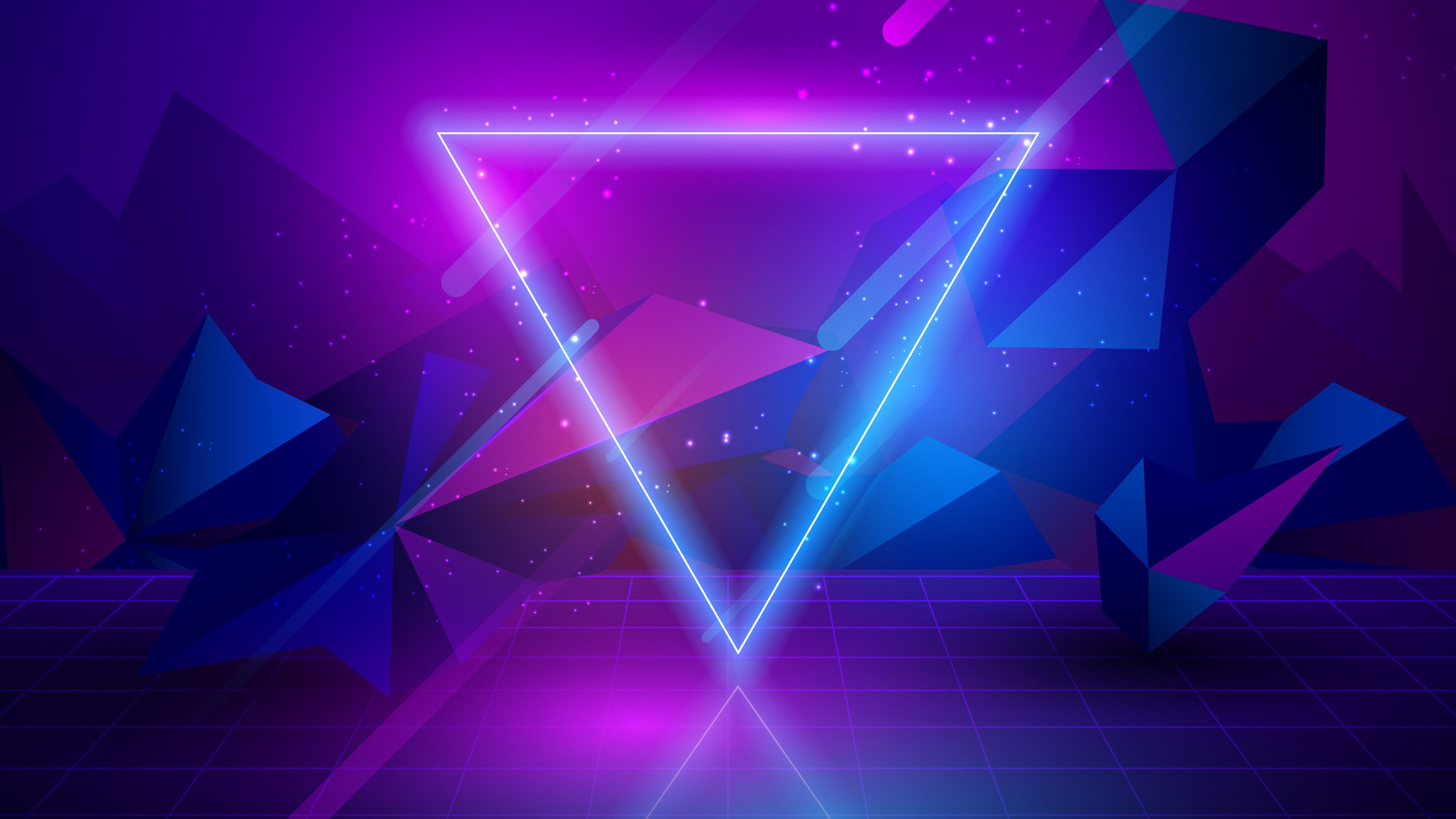 neon background  wallpaper