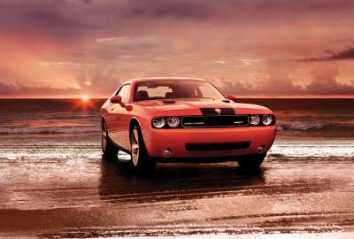 Dodge Challenger SRT 3 wallpaper