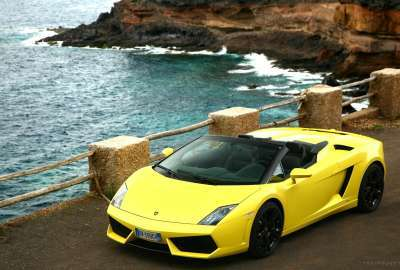 Lamborghini Gallardo LP Spyder 2 wallpaper