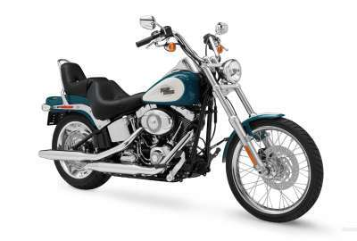 Softail Custom wallpaper