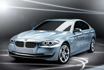 BMW Series Active Hybrid Concept wallpaper
