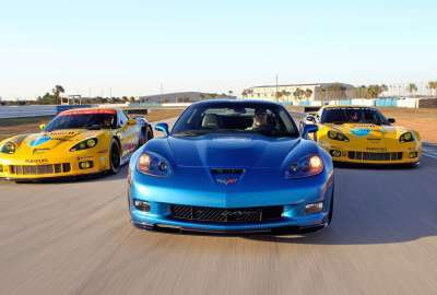 Corvette Racing Sebring Cars wallpaper