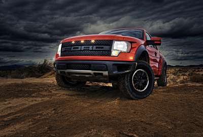 Ford F SVT Raptor 3 wallpaper