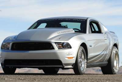 Ford Mustang Cobra Jet wallpaper