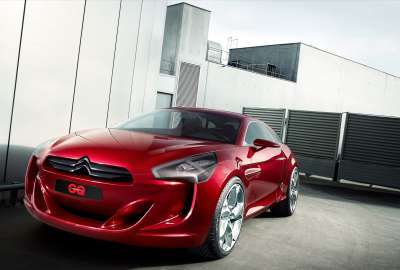 GQbyCITROEN Concept Car wallpaper