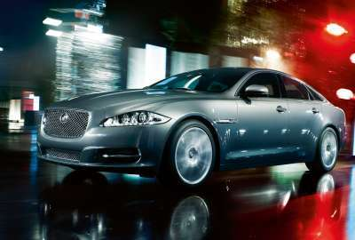 Jaguar XJ 5 wallpaper