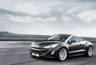 Peugeot RCZ 2 wallpaper