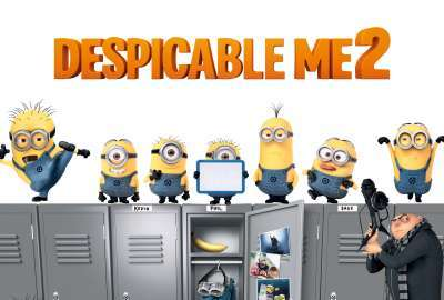 2013 Despicable Me 2 Hd wallpaper