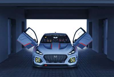Hyundai RN Electric Concept Car wallpaper