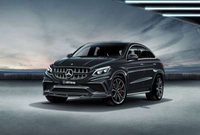 Larte Design Mercedes AMG GLE wallpaper