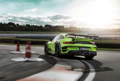 TechArt Porsche Turbo GTstreet R 2 wallpaper