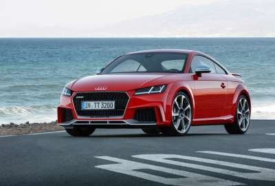 Audi TT RS 400HP wallpaper