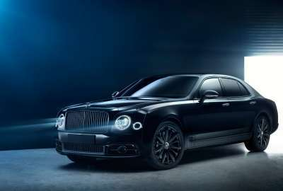 Bentley Bamford Mulliner Speed wallpaper