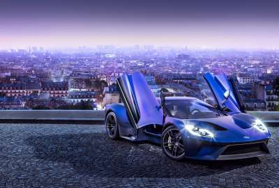 Ford GT 5K wallpaper
