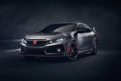 Honda Civic Type R wallpaper