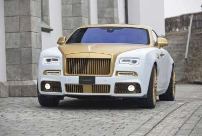 Mansory Rolls Royce Wraith Palm Edition 999 wallpaper