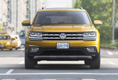 Volkswagen Atlas wallpaper
