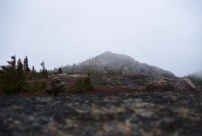 Adirondack Mountain Summit wallpaper