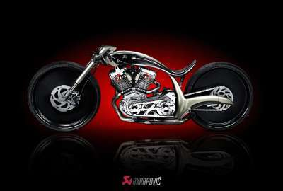 Akrapovic Morsus 12701 wallpaper