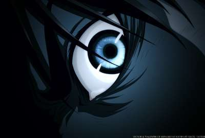 Anime Eye wallpaper