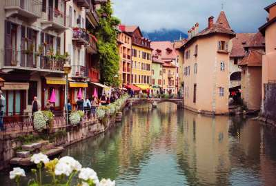 Annecy France wallpaper
