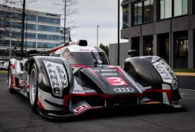 Audi Racing Car wallpaper