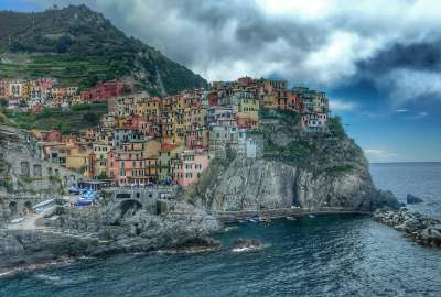 Back From Cinque Terre Liguria Italy wallpaper