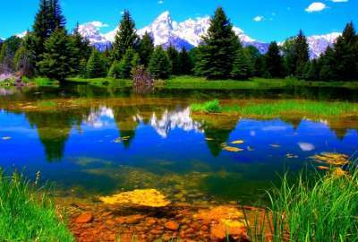 Beautiful Mountain High Quality wallpaper