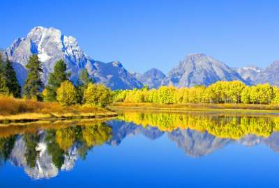 Nature Landscape With Mountains 1557 wallpaper