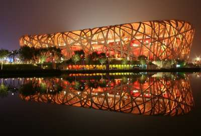 Beijing National Stadium wallpaper